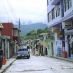 Calle en Yecuatla